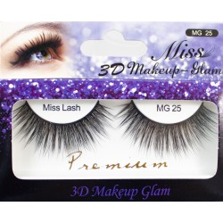 Miss 3D Makeup Glam Lash - MG25