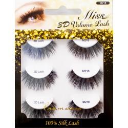 Miss 3D Volume Lash - M218(MULTI)