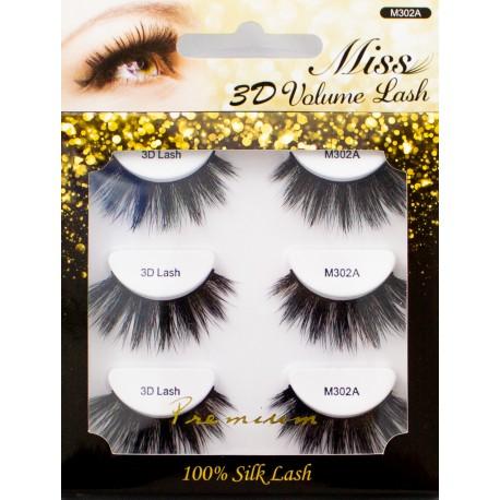 Miss 3D Volume Lash - M302A(MULTI)
