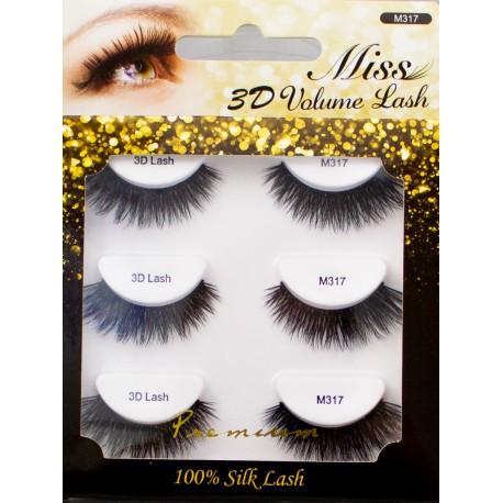 Miss 3D Volume Lash - M317(MULTI)