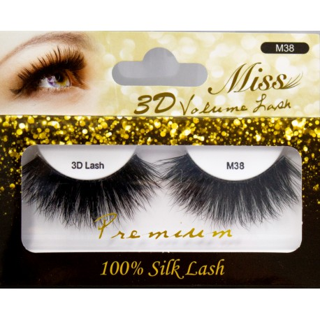 Miss 3D Volume Lash - M38