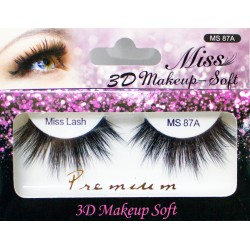 Miss 3D Makeup Soft Lash - MS87A