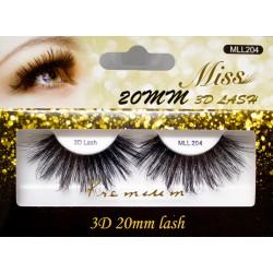 Miss 3D 20mm Lash - MLL204