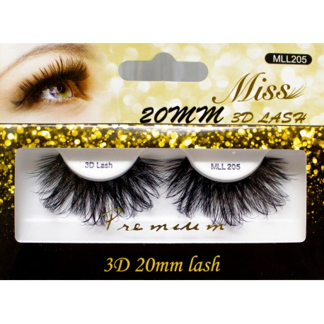 Miss 3D 20mm Lash - MLL205
