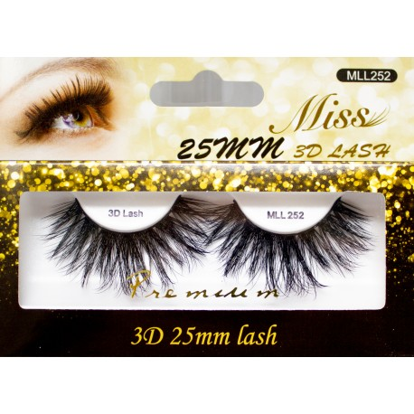 Miss 3D 20mm Lash - MLL252