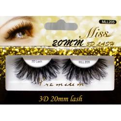 Miss 3D 20mm Lash - MLL253