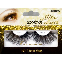 Miss 3D 20mm Lash - MLL254