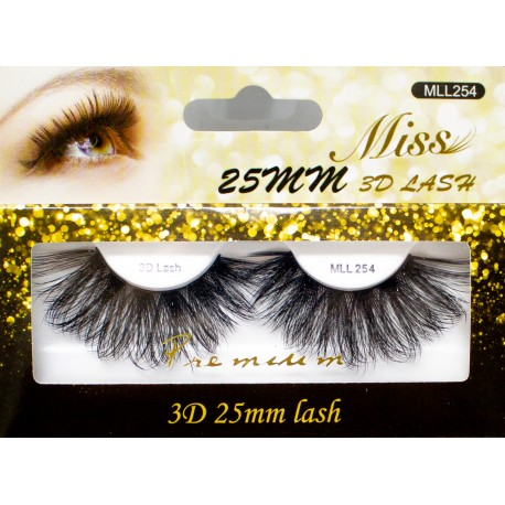 Miss 3D 20mm Lash - MLL254