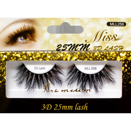 Miss 3D 20mm Lash - MLL256