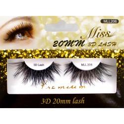 Miss 3D 20mm Lash - MLL206