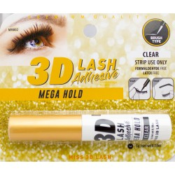 Miss 3D Adhesive Lash - CLEAR