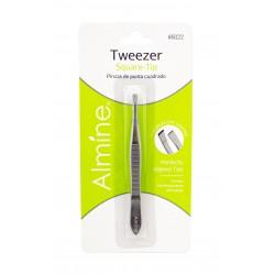 Almine Tweezer Square Tip