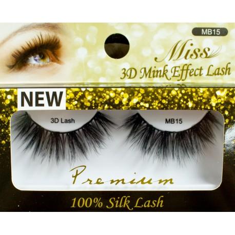 Miss 3D Mink Effect Lash - MB15
