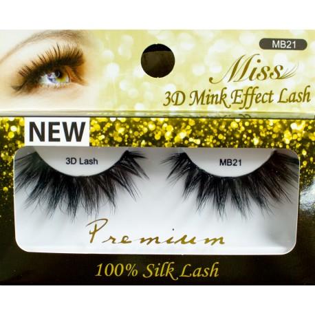 Miss 3D MInk Effect Lash - MB21