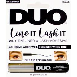 DUO LASH 2N1 LINER&GLUE