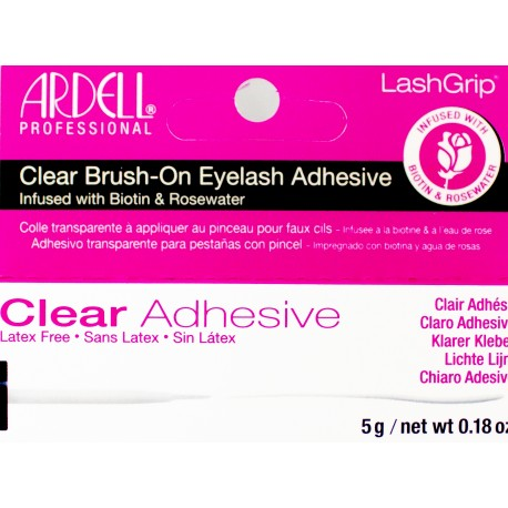 ARDELL LASH GRIP LATEX FREE CLEAR