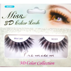 Miss 3D Color Lash - MC601