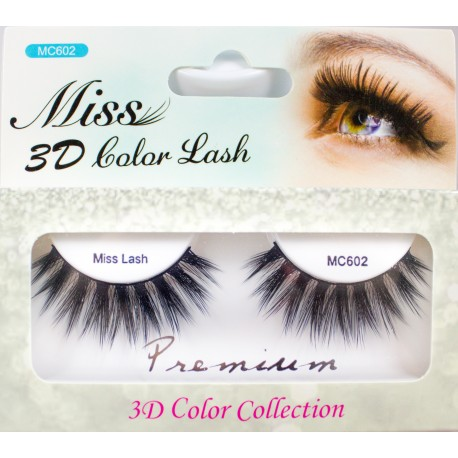 Miss 3D Color Lash - MC602