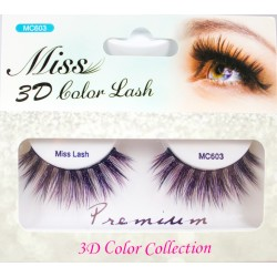 Miss 3D Color Lash - MC603