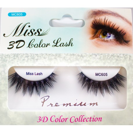 Miss 3D Color Lash - MC605