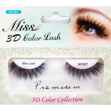 Miss 3D Color Lash - MC607