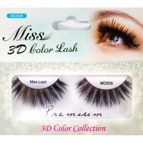 Miss 3D Color Lash - MC608