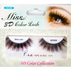 Miss 3D Color Lash - MC609
