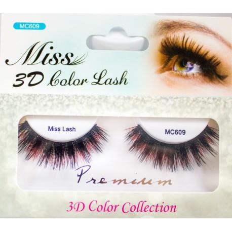 Miss 3D Color Lash - MC609
