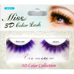 Miss 3D Color Lash - MC611