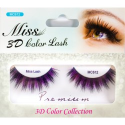 Miss 3D Color Lash - MC612