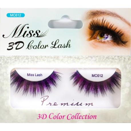 Miss 3D Color Lash - MC612