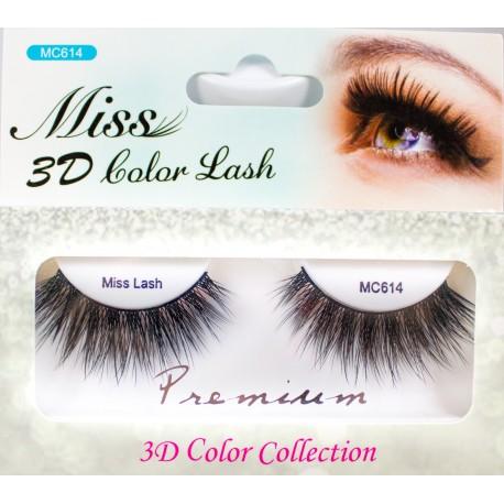 Miss 3D Color Lash - MC614