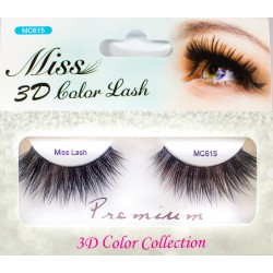 Miss 3D Color Lash - MC615
