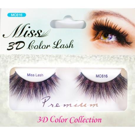 Miss 3D Color Lash - MC616