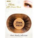 Miss 3D 25mm mink Lash - PML02
