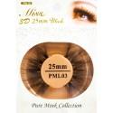 Miss 3D 25mm mink Lash - PML03
