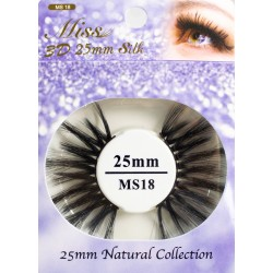 Miss 3D 25mm Silk Lash - MS21