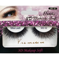 Miss 3D Makeup Soft Lash - MS52