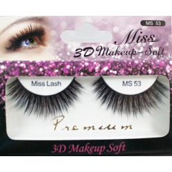 Miss 3D Makeup Soft Lash - MS53