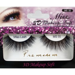 Miss 3D Makeup Soft Lash - MS55