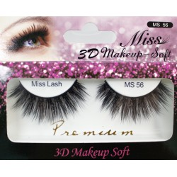 Miss 3D Makeup Soft Lash - MS56