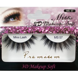 Miss 3D Makeup Soft Lash - MS57