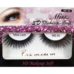 Miss 3D Makeup Soft Lash - MS59