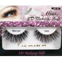 Miss 3D Makeup Soft Lash - MS62