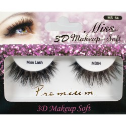 Miss 3D Makeup Soft Lash - MS64