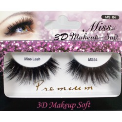 Miss 3D Makeup Soft Lash - MS84