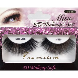 Miss 3D Makeup Soft Lash - MS85