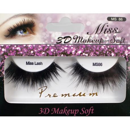 Miss 3D Makeup Soft Lash - MS86