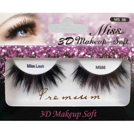 Miss 3D Makeup Soft Lash - MS88