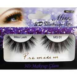 Miss 3D Makeup Glam Lash - MG01
